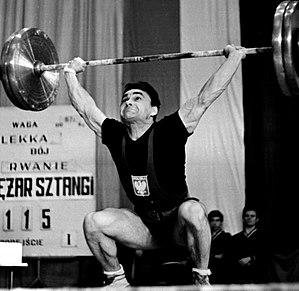 Marian Zieliński - Zieliński in 1963