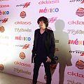 Mariano Heredia en alfombra de Tv novelas.jpg