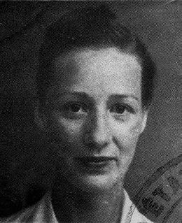 Marie-Madeleine Fourcade