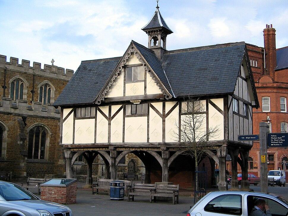 Market Harborough Grammar School