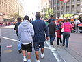 Market St. before start of Giants 2010 World Series victory parade 1.JPG