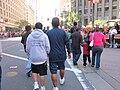 Market St. before start of Giants 2010 World Series victory parade 1.JPG