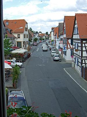 Bergen-Enkheim - Image: Marktstrasse ffm 001