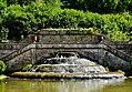 Marmagne Abtei Fontenay Brunnen 5.jpg