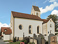 Marnbach, die Sankt Michael Kirche foto2 2012-08-16 15.40.JPG