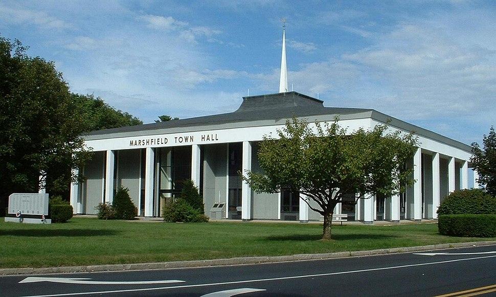 Marshfield Town Hall