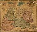 Martenet and Bond's map of Montgomery County, Maryland LOC 2002620533.jpg