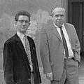 Martin van Amerongen en Mathieu Smedts (1967).jpg