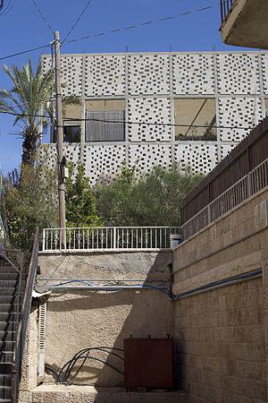 Senan Abdelqader - al-Mashrabiya Building