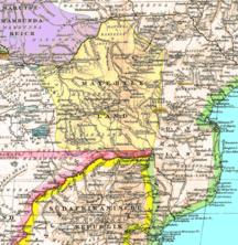 Zimbabwe-Colonial era and Rhodesia (1888–1964)-Matabeleland