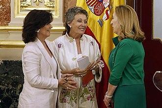 Rosa María Mateo - Image: Mateo