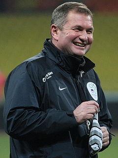 Matjaž Kek Slovenian footballer and manager