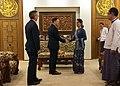 Matt Pottinger meets with Aung San Suu Kyi in Naypyidaw.jpg
