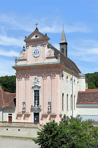 Mauerbach Charterhouse - Carthusian church
