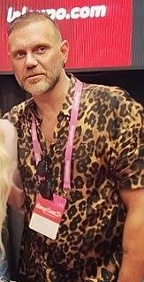 Nacho Vidal Spanish pornographic actor, director, producer, writer, and camera operator
