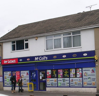 RS McColl - McColls shop in York
