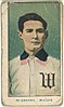 McGeehan, Wilson Team, baseball card portrait LCCN2007683810.jpg