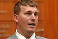 Medal of Honor recipient Sgt. Dakota Meyer motivates small business leaders 140312-A-EO110-034.jpg