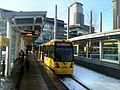 Media city metrolink station.jpg