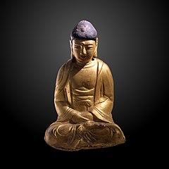 Meditating Bodhisattva-MG 15263