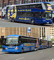 Megabus Neoplan Skyliner UK and Megabus NYC MCI D4505s US.jpg