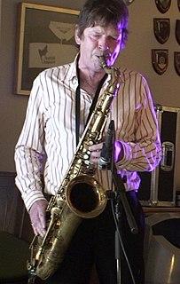 Mel Collins British musician