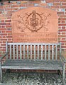 Memorial in front of Haslemere Town Hall - geograph.org.uk - 1101289.jpg
