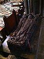 Memorial to Bishop Hugh de Northwold in Ely Cathedral.jpg