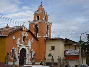 Huancayo - La Merced church
