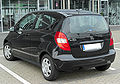 Mercedes A 160 BlueEFFICIENCY Coupé (C169) Facelift rear 20100515.jpg