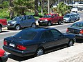 Mercedes Benz E 420 Elegance 1996 (14363245906).jpg