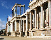 Merida Roman Theatre2