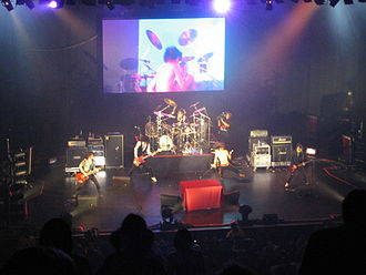 Merry (band) - MERRY at JRock Revolution in 2007
