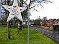 Merry Christmas at Lisnarick - geograph.org.uk - 356770.jpg