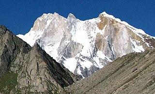 Meru Peak mountain