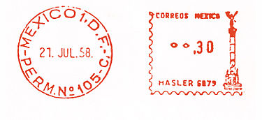 Mexico stamp type I3.jpg