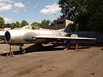 MiG 19S Farmer C, Czech air force 0414 serie 150414 pic2.JPG