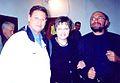 Michael Dorfman with Haim Yavin.jpg