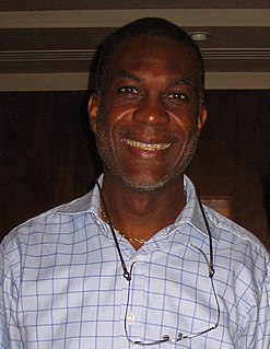 Michael Holding West Indian cricketer