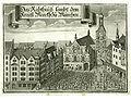 Michael Wening Das Rahthauß sambt dem Kreütl Marckh zu München.jpg