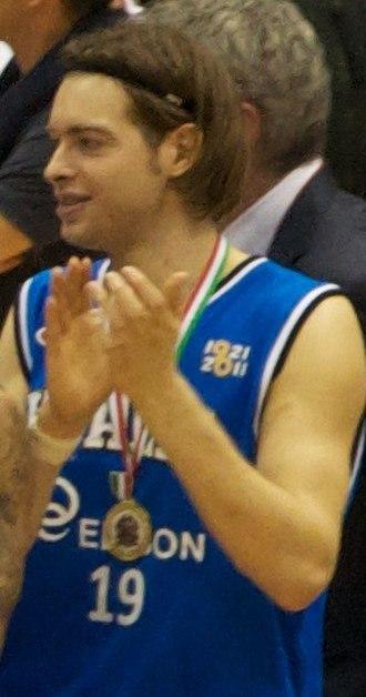 Michele Antonutti - Antonutti with Italy in 2011