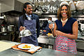 Michelle Obama with Richard Sherman.jpg