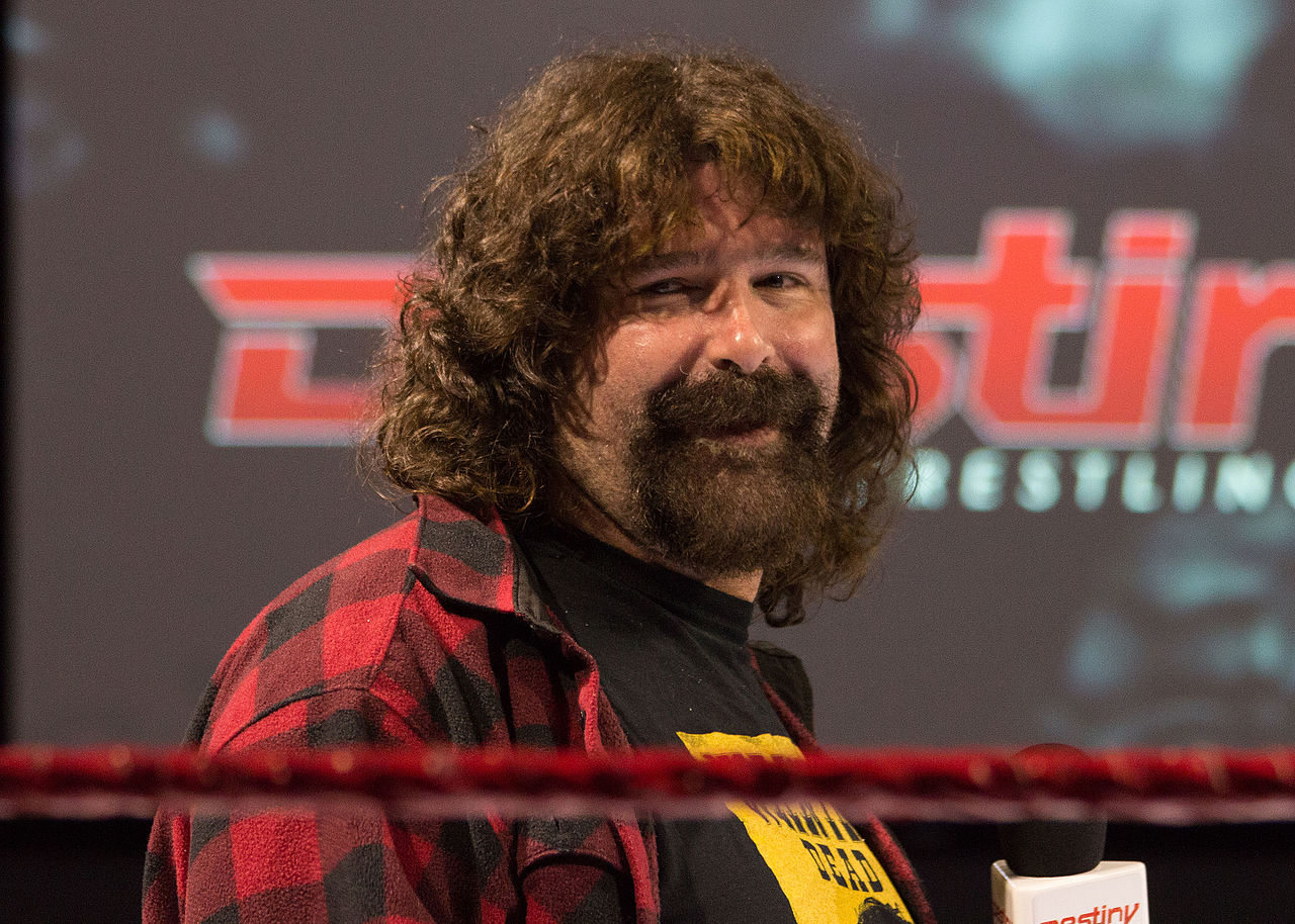 mick foley vs