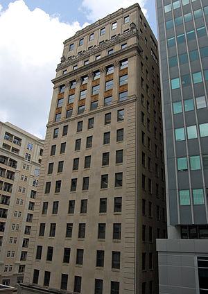 Johnston Building (Charlotte, North Carolina) - Image: Midtown Plaza