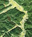 Mikawa-okusa station map.jpg