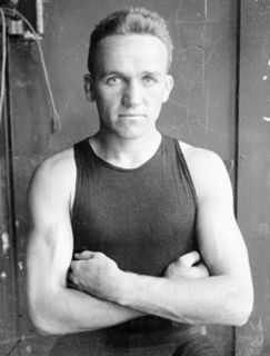 Mike Gibbons American boxer
