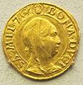 Milano, bona e gian galeazzo sforza, doppio ducato, 1476-1481.jpg