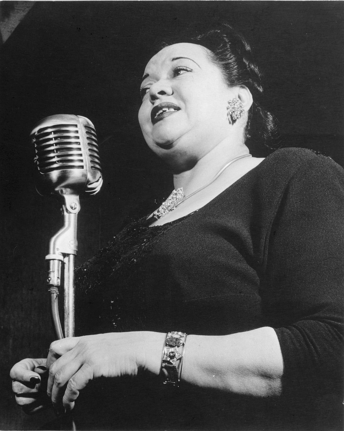 List of classic female blues singers wikipedia for The bailey
