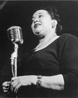 Mildred Bailey American jazz singer