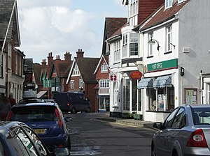 Milford on Sea - High Street
